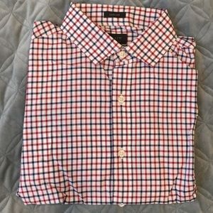 J.Crew Ludlow 2 Ply Small Shirt